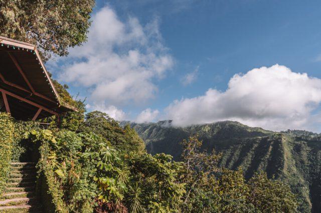 Tahiti Urlaub Aussicht O Belvedere