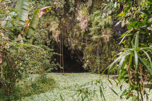 Tahiti Urlaub Maraa Grotten-2