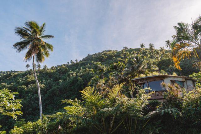 Tahiti Urlaub Teahupoo Vanira Lodge