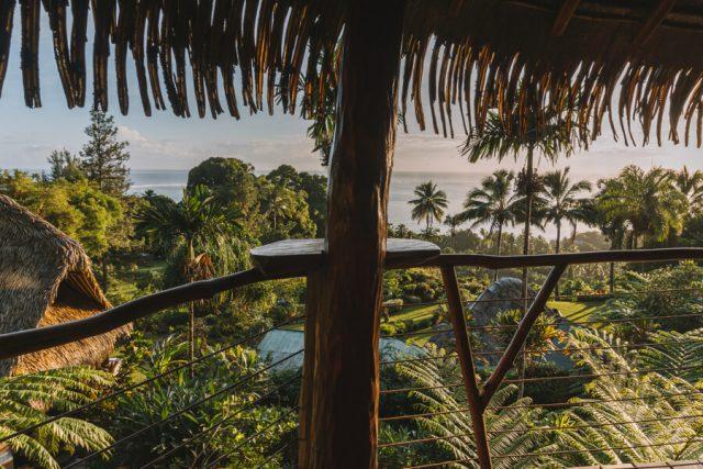 Teahupoo Vanira Lodge Tahiti