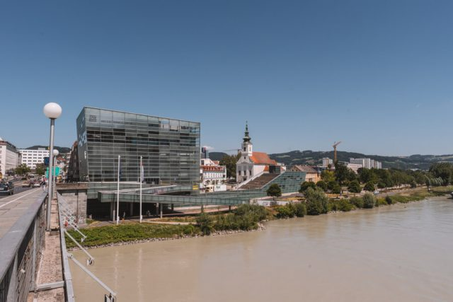 Ars Electronica Center Linz
