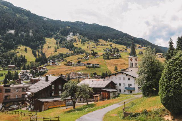 Gaschurn Hotel Silvretta