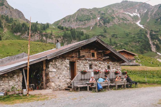 Kaesalm Pillerseetal