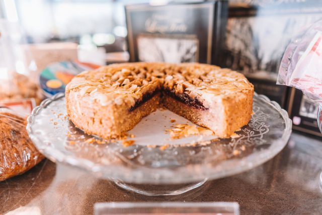 Linzer Torte Cafe Jindrak