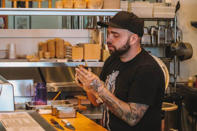 Portland Maine Foodtour Sushi