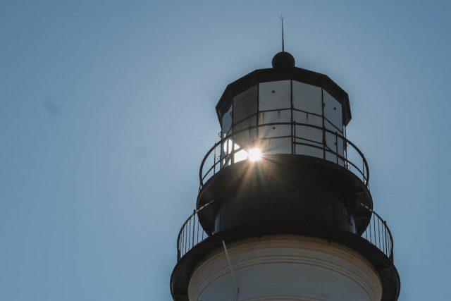 Portland Maine Leuchtturm Heads