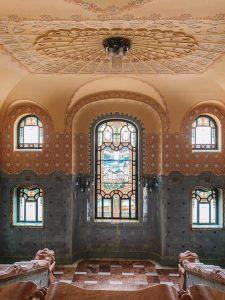 Romaenien Rundreise Targu Mures Rathaus