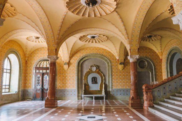 Rumaenien Rundreise Targu Mures Rathaus