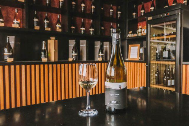 Rumaenien Rundreise Weinprobe Villa Vinea