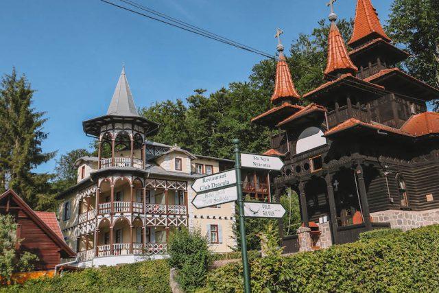 Rumaenien Urlaub Sovata
