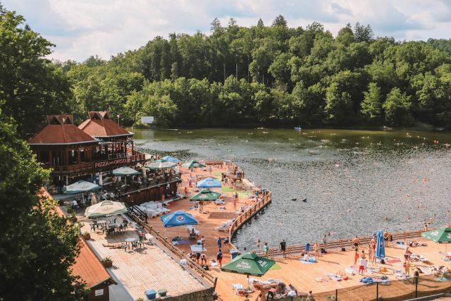 Rumaenien Urlaub Sovata Baerensee Wellness