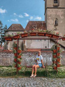 Rumaenien Urlaub Targu Mures Burg
