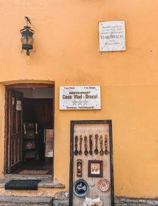 Sighisoara Geburtshaus Dracula