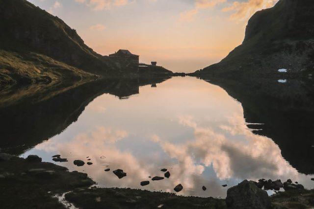 Sonnenaufgang Wildseeloder