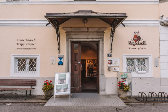Stift Engelszell Trappistenkloster Engelhartszell