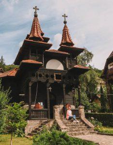Svoata Transsilvanien Haus