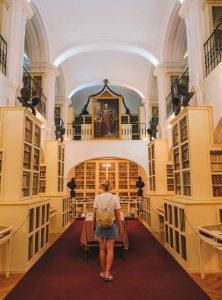Targu Mures Bibliothek