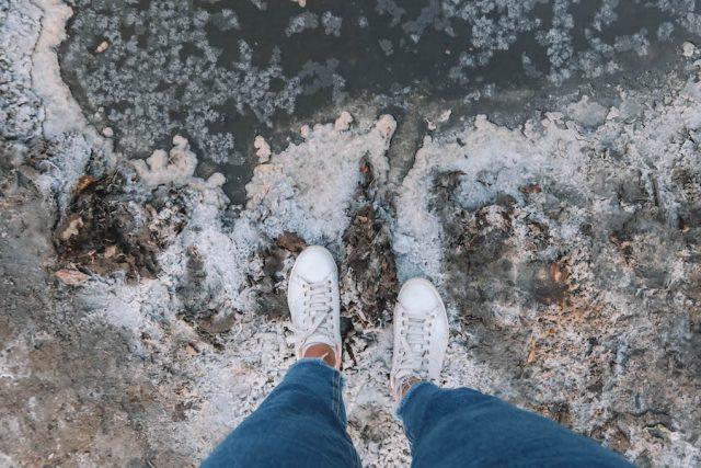 Transsilvanien Baerensee Salz