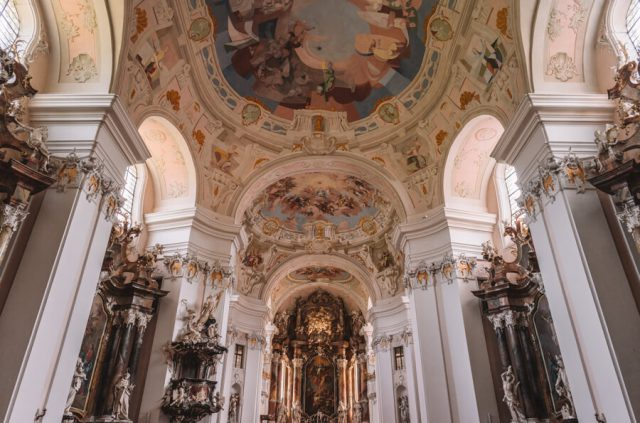 Trappistenkloster Engelhartszell