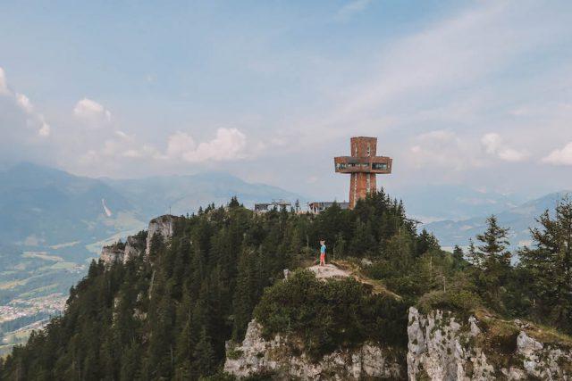 Urlaub in Tirol Buchensteinwand Jakobskreuz