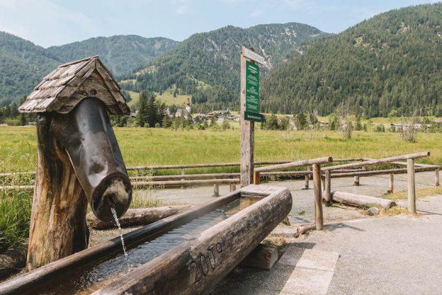 Urlaub in Tirol Pillersee Kneipen