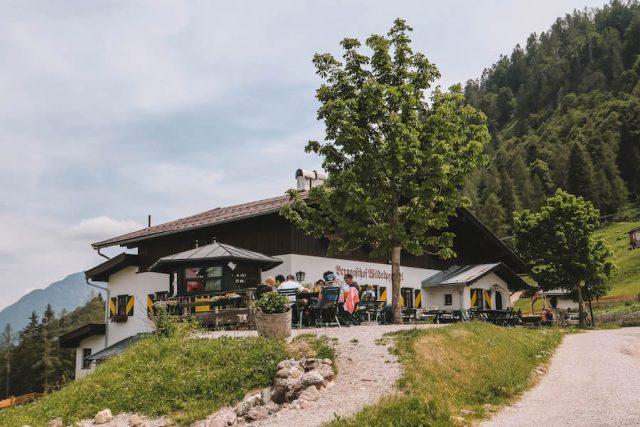 Wildalpgatterl Tirol