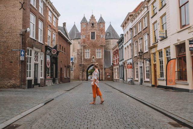 Bergen op Zoom Holland Amsterdam