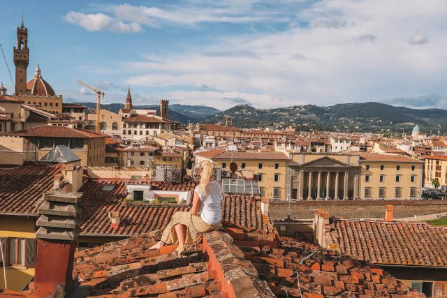 Blick Florenz