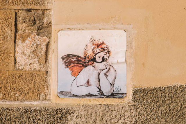 Blub Streetart Florenz
