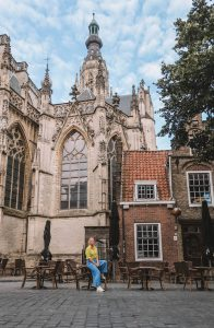Breda Kirche Nordbrabant