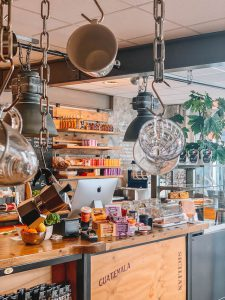 Cafe Kaldi Bergen op Zoom Holland