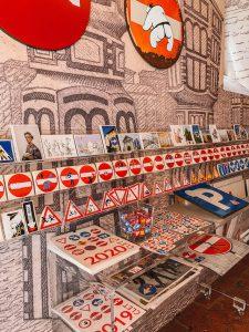 Clet Abraham Florenz Shop