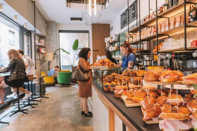 Ditta Artigianale Cafe Florenz