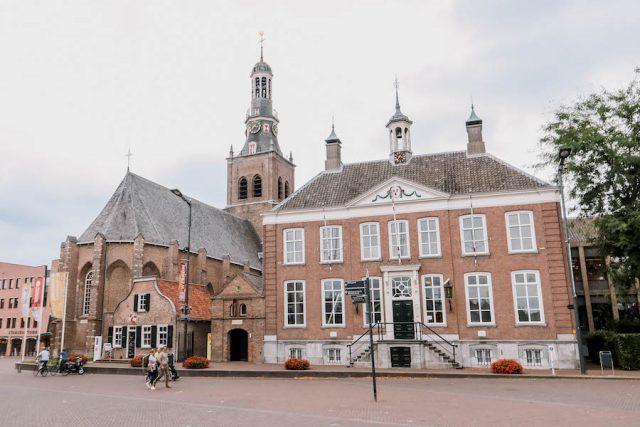 Etten Leur Holland Kirche Amsterdam