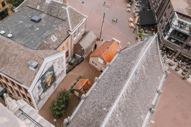 Etten Leur Holland Kirchturm