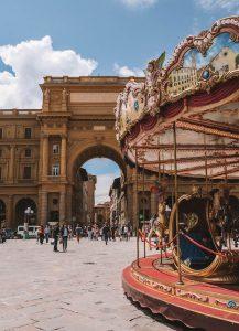 Florenz Sehenswuerdigkeiten Innenstadt