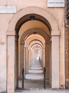 Florenz Sehenswuerdigkeiten Ponte Vecchio