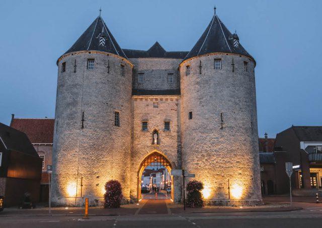 Holland Lievevrouwepoort Bergen op Zoom