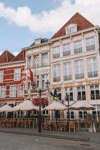 Hotel de Draak Bergen op Zoom