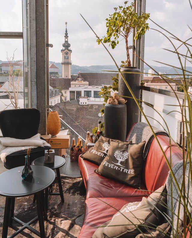 Linz Oesterreich Hotel Schwarzer Baer