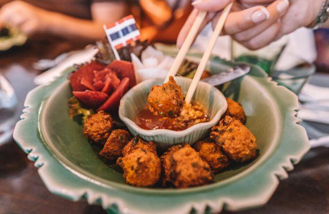 Linz Oesterreich Thai Restaurant Pandana