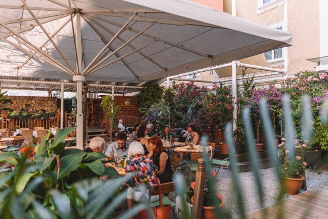 Linz Restaurant die donauwirtinnen