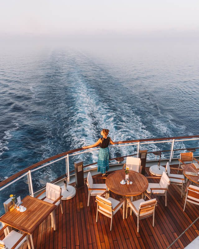 MS Europa 2 Restaurant Yachtclub