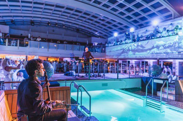 MS Europa 2 Schiller Event Voyage