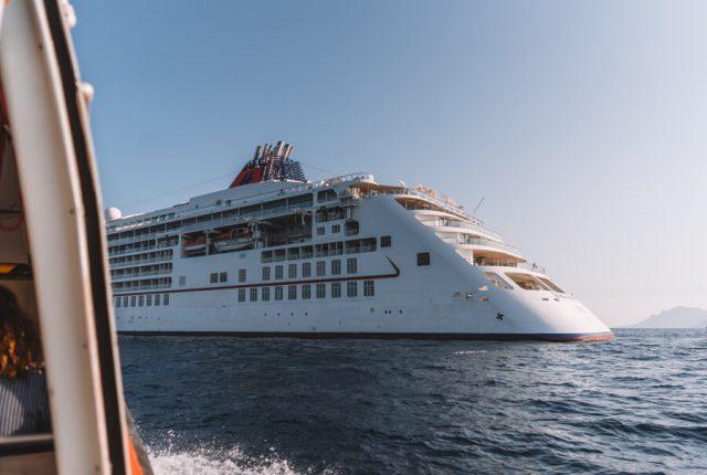 MS Europa 2 Tenderboot