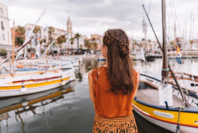 Mittelmeer Kreuzfahrt Sanary Sur Mer