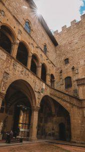 Nationalmuseum Bargello Florenz Sehenswuerdigkeiten