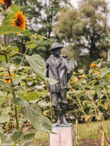 Nordbrabant Vincent van Gogh Statue