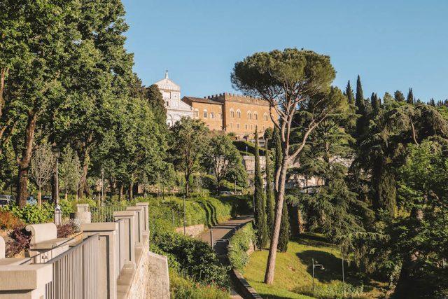 Piazzale Michelangelo Florenz Sehenswuerdigkeiten