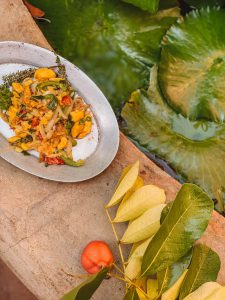 Akee Frucht Jamaika